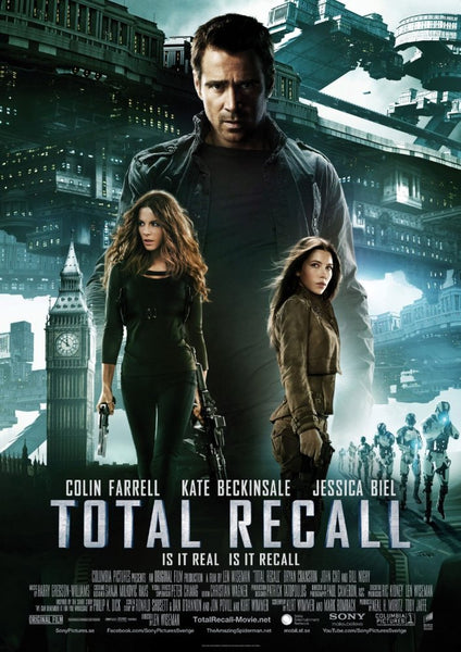 Total Recall 2012SD VUDU ITUNES, MOVIES ANYWHERE, CHEAP DIGITAL MOVEIE CODES CHEAPEST