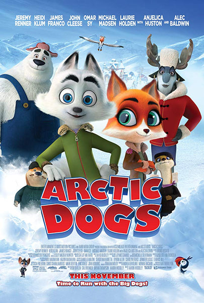 Arctic Dogs (InstaWatch HD)