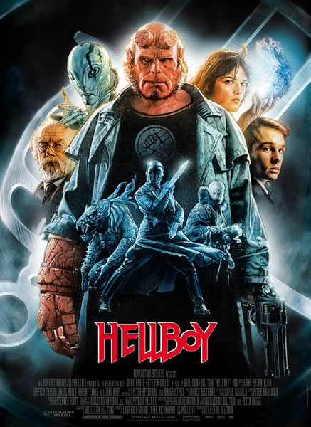 Hellboy 2004HD VUDU ITUNES, MOVIES ANYWHERE, CHEAP DIGITAL movie CODES CHEAPEST