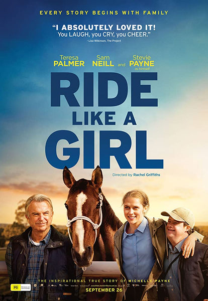 Ride Like A Girl (HD)