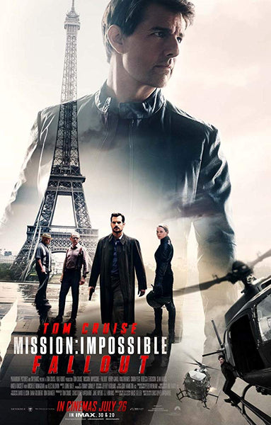 Mission: Impossible 6 Fallout (iTunes 4K)