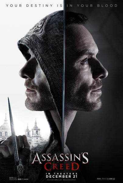 Assassin's Creed | HD MOVIE CODES | INSTAWATCH |  UV CODES | VUDU CODES | VUDU DISCOUNTS | 4K DIGITAL CODES | MOVIES ANYWHERE DEALS | CHEAP DIGITAL MOVIE CODES | UVSPIDER | ULTRACLOUDHD | VIFGAM