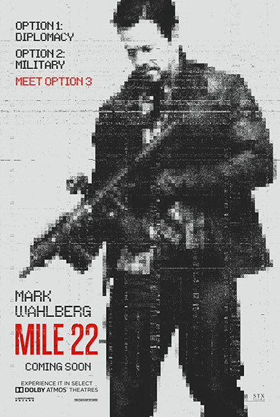 Mile 22 iTunes 4K VUDU ITUNES, MOVIES ANYWHERE, CHEAP DIGITAL MOVEIE CODES CHEAPEST