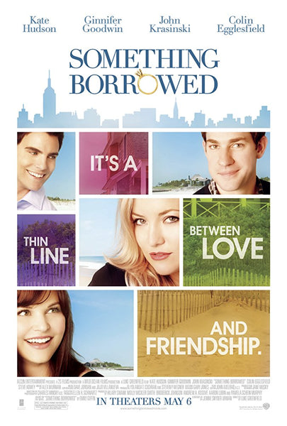 Something Borrowed SD VUDU ITUNES, MOVIES ANYWHERE, CHEAP DIGITAL movie CODES CHEAPEST