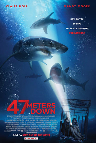 47 Meters Down iTunes HD VUDU ITUNES, MOVIES ANYWHERE, CHEAP DIGITAL MOVEIE CODES CHEAPEST