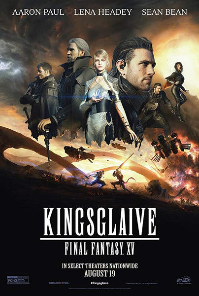Kingsglaive: Final Fantasy | HD MOVIE CODES | INSTAWATCH |  UV CODES | VUDU CODES | VUDU DISCOUNTS | 4K DIGITAL CODES | MOVIES ANYWHERE DEALS | CHEAP DIGITAL MOVIE CODES | UVSPIDER | ULTRACLOUDHD | VIFGAM