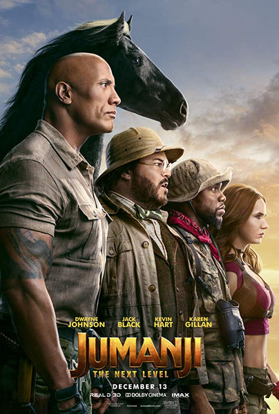 Jumanji: The Next Level  (InstaWatch HD)
