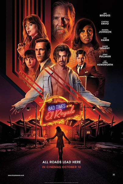 Bad Times At The El Royale | HD MOVIE CODES | INSTAWATCH |  UV CODES | VUDU CODES | VUDU DISCOUNTS | 4K DIGITAL CODES | MOVIES ANYWHERE DEALS | CHEAP DIGITAL MOVIE CODES | UVSPIDER | ULTRACLOUDHD | VIFGAM