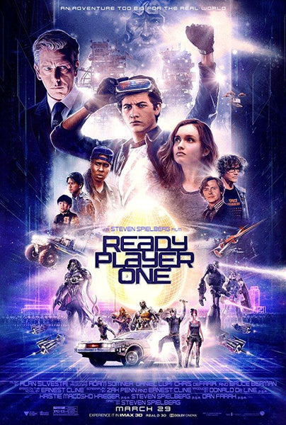 Ready Player One | HD MOVIE CODES | INSTAWATCH |  UV CODES | VUDU CODES | VUDU DISCOUNTS | 4K DIGITAL CODES | MOVIES ANYWHERE DEALS | CHEAP DIGITAL MOVIE CODES | UVSPIDER | ULTRACLOUDHD | VIFGAM