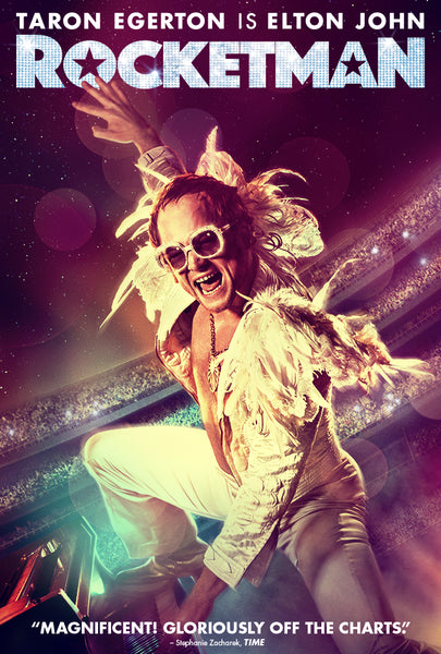 Rocketman (2019)(HD)
