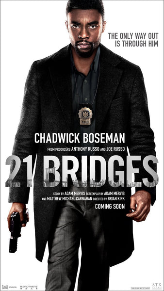 21 Bridges (iTunes 4K)