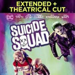 Suicide Squad (Extended plus Theatrical Cut) (InstaWatch HD)