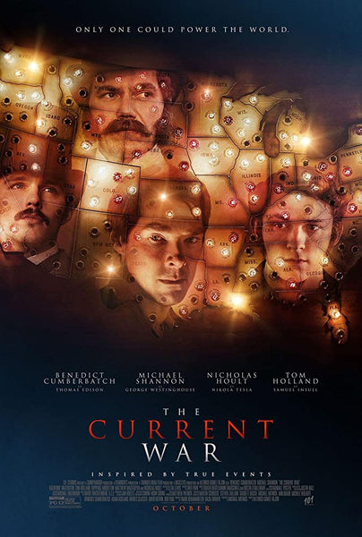 The Current War: Director's Cut (InstaWatch HD)