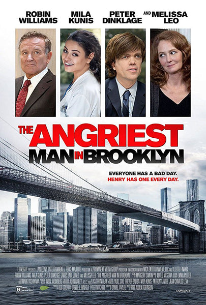 The Angriest Man in Brooklyn HD VUDU ITUNES, MOVIES ANYWHERE, CHEAP DIGITAL MOVEIE CODES CHEAPEST