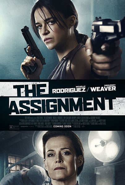 The Assignment HD VUDU ITUNES, MOVIES ANYWHERE, CHEAP DIGITAL MOVEIE CODES CHEAPEST