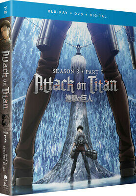 Attack on Titan: Season Three, Part One (InstaWatch HD)