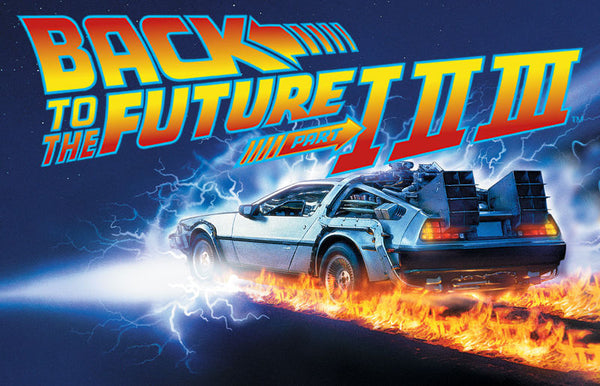 Back To The Future Trilogy (InstaWatch HD)