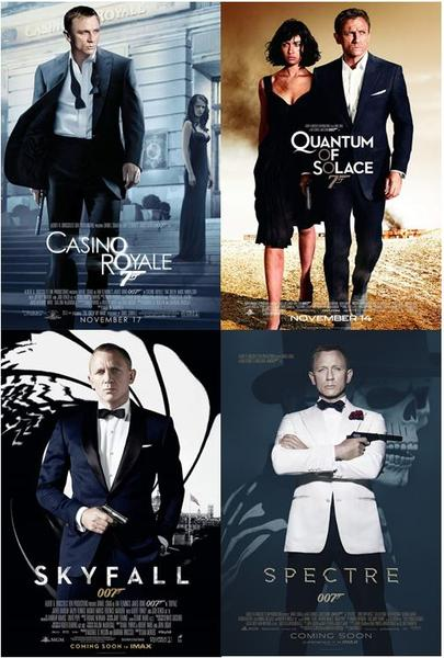 007 Daniel Craig 4 Film Collection | HD MOVIE CODES | INSTAWATCH |  UV CODES | VUDU CODES | VUDU DISCOUNTS | 4K DIGITAL CODES | MOVIES ANYWHERE DEALS | CHEAP DIGITAL MOVIE CODES | UVSPIDER | ULTRACLOUDHD | VIFGAM