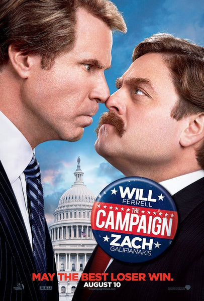 The Campaign HD VUDU ITUNES, MOVIES ANYWHERE, CHEAP DIGITAL MOVEIE CODES CHEAPEST