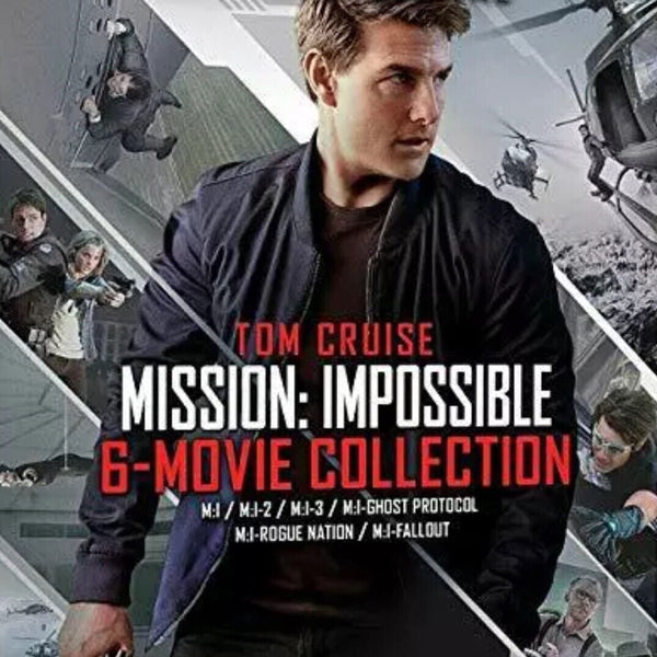 Mission: Impossible 6 Film Collection | HD MOVIE CODES | INSTAWATCH |  UV CODES | VUDU CODES | VUDU DISCOUNTS | 4K DIGITAL CODES | MOVIES ANYWHERE DEALS | CHEAP DIGITAL MOVIE CODES | UVSPIDER | ULTRACLOUDHD | VIFGAM