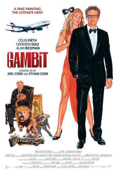 Gambit 2012SD VUDU ITUNES, MOVIES ANYWHERE, CHEAP DIGITAL MOVEIE CODES CHEAPEST