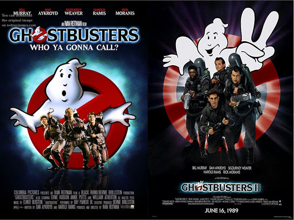 Ghostbusters 1 1984 & Ghostbusters 2 1989HD VUDU ITUNES, MOVIES ANYWHERE, CHEAP DIGITAL movie CODES CHEAPEST