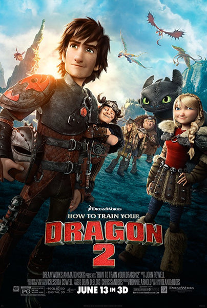 How to Train your Dragon 2 HD VUDU ITUNES, MOVIES ANYWHERE, CHEAP DIGITAL MOVEIE CODES CHEAPEST