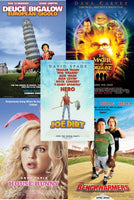Joe Dirt, The Benchwarmers, The House Bunny, The Animal, Deuce Bigalow: European Gigolo, The Master of Disguise SD VUDU ITUNES, MOVIES ANYWHERE, CHEAP DIGITAL movie CODES CHEAPEST