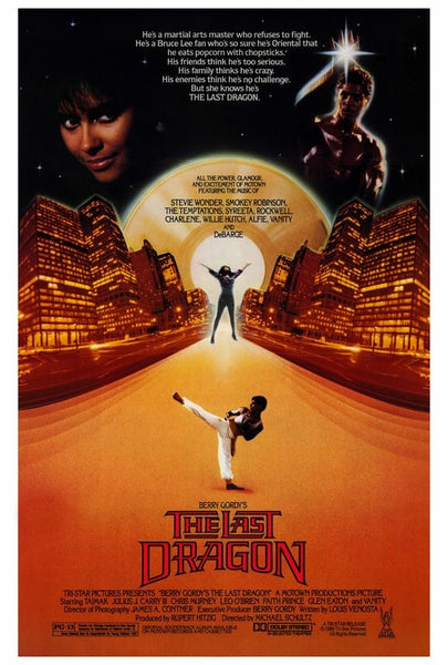 Berry Gordy's The Last Dragon HD VUDU ITUNES, MOVIES ANYWHERE, CHEAP DIGITAL MOVEIE CODES CHEAPEST