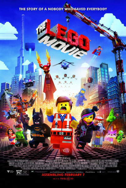 The Lego Movie | HD MOVIE CODES | INSTAWATCH |  UV CODES | VUDU CODES | VUDU DISCOUNTS | 4K DIGITAL CODES | MOVIES ANYWHERE DEALS | CHEAP DIGITAL MOVIE CODES | UVSPIDER | ULTRACLOUDHD | VIFGAM