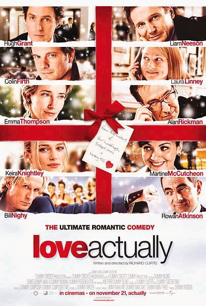 Love Actually HD VUDU ITUNES, MOVIES ANYWHERE, CHEAP DIGITAL MOVEIE CODES CHEAPEST