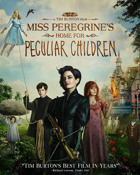 Miss Peregrine's Home for Peculiar Children | HD MOVIE CODES | INSTAWATCH |  UV CODES | VUDU CODES | VUDU DISCOUNTS | 4K DIGITAL CODES | MOVIES ANYWHERE DEALS | CHEAP DIGITAL MOVIE CODES | UVSPIDER | ULTRACLOUDHD | VIFGAM