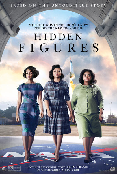 Hidden Figures HD VUDU ITUNES, MOVIES ANYWHERE, CHEAP DIGITAL MOVEIE CODES CHEAPEST