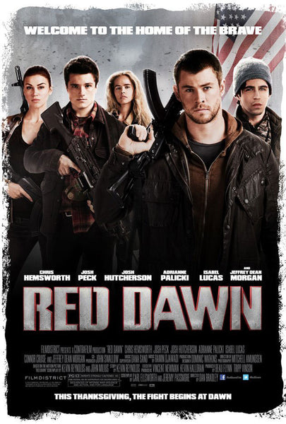 Red Dawn 2012 HD VUDU ITUNES, MOVIES ANYWHERE, CHEAP DIGITAL MOVEIE CODES CHEAPEST