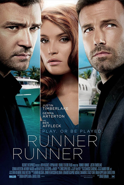 Runner Runner | HD MOVIE CODES | INSTAWATCH |  UV CODES | VUDU CODES | VUDU DISCOUNTS | 4K DIGITAL CODES | MOVIES ANYWHERE DEALS | CHEAP DIGITAL MOVIE CODES | UVSPIDER | ULTRACLOUDHD | VIFGAM