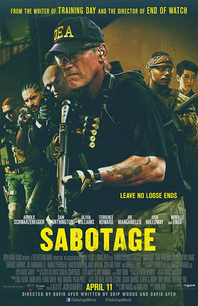 Sabotage | HD MOVIE CODES | INSTAWATCH |  UV CODES | VUDU CODES | VUDU DISCOUNTS | 4K DIGITAL CODES | MOVIES ANYWHERE DEALS | CHEAP DIGITAL MOVIE CODES | UVSPIDER | ULTRACLOUDHD | VIFGAM