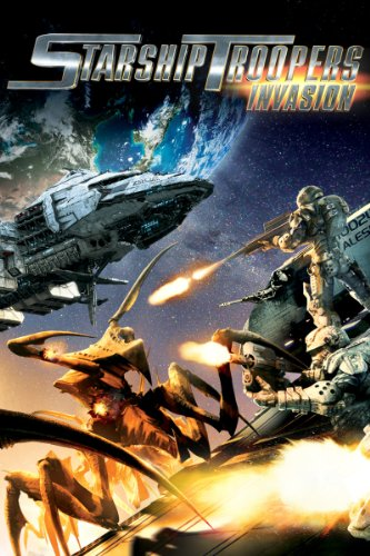 Starship Troopers: Invasion HD VUDU ITUNES, MOVIES ANYWHERE, CHEAP DIGITAL MOVEIE CODES CHEAPEST