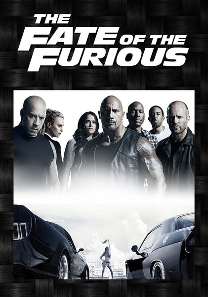 The Fate of the Furious (Theatrical) (iTunes 4K) (Ports to VUDU 4K)