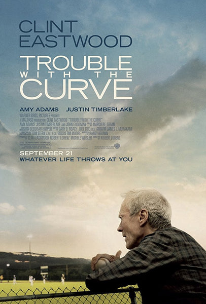 Trouble with the Curve HD VUDU ITUNES, MOVIES ANYWHERE, CHEAP DIGITAL MOVEIE CODES CHEAPEST
