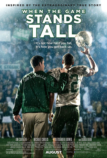 When the Game Stands Tall HD VUDU ITUNES, MOVIES ANYWHERE, CHEAP DIGITAL MOVEIE CODES CHEAPEST