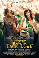 Wont Back Down | HD MOVIE CODES | INSTAWATCH |  UV CODES | VUDU CODES | VUDU DISCOUNTS | 4K DIGITAL CODES | MOVIES ANYWHERE DEALS | CHEAP DIGITAL MOVIE CODES | UVSPIDER | ULTRACLOUDHD | VIFGAM