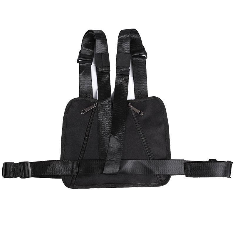 3 Pocket Chest Rig Tactical Gear | Streetgarm