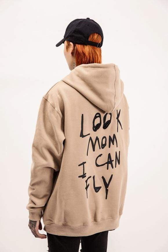 Astroworld 'Look mom i can fly' Hoodie | Streetgarm