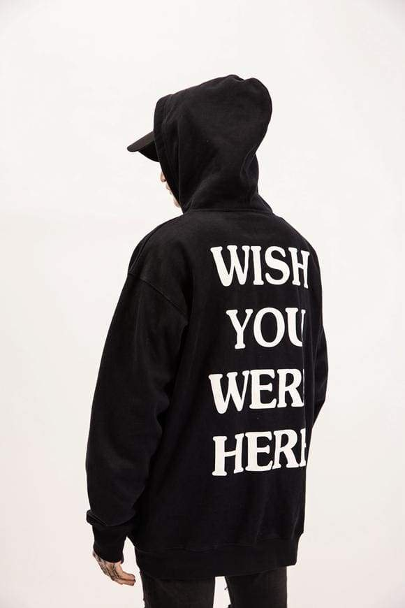 Astroworld 'Wish You Were Here' Hoodie | Streetgarm