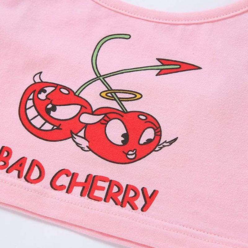 Bad Cherry Crop Top | Streetgarm