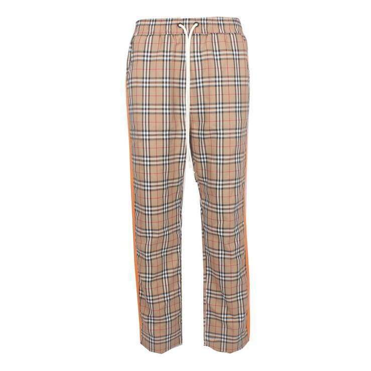 Burberry Striped Pants | Streetgarm