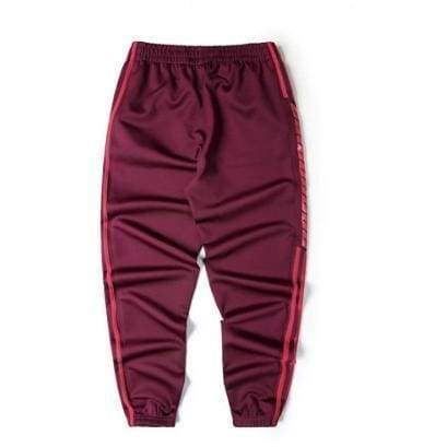 Calabasas Sweatpants - Red | Streetgarm