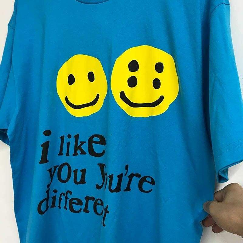 CPFM I Like You You're Different T-Shirt | Streetgarm