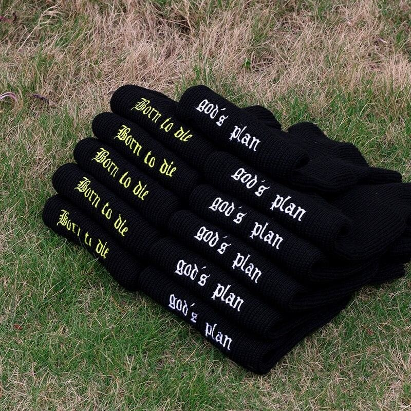 Gods Plan Fashion Ski Mask | Streetgarm