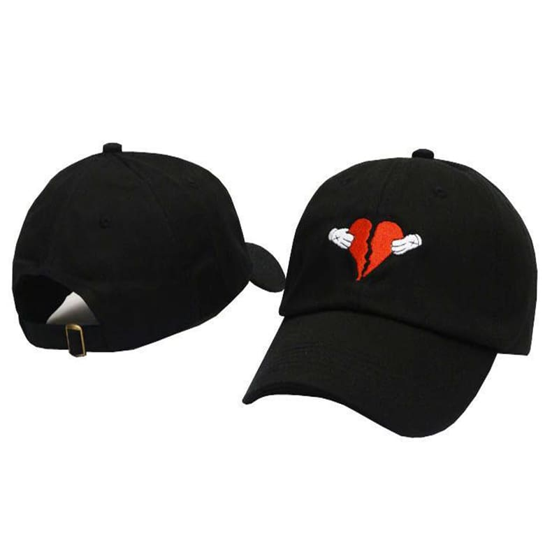Heart Break Cap | Streetgarm